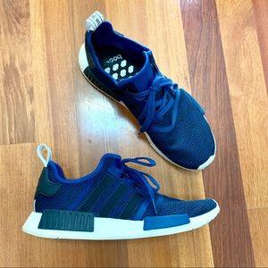 Adidas Originals Men's NMD R1 Blue Sneakers